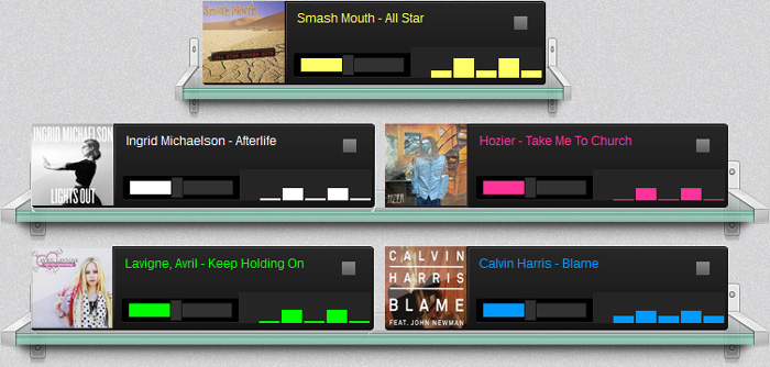 Free Simple SHOUTcast and Icecast Streaming Player HTML5